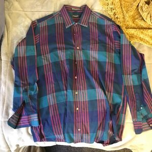 CHRISTIAN DIOR MENS BUTTON DOWN